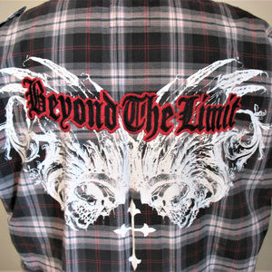 Beyond the Limit Shirts - BEYOND THE LIMIT Embroidered Short Sleeve Shirt